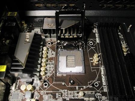 CPU Slot 1155