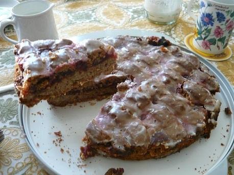 Mum's Linzer Torte