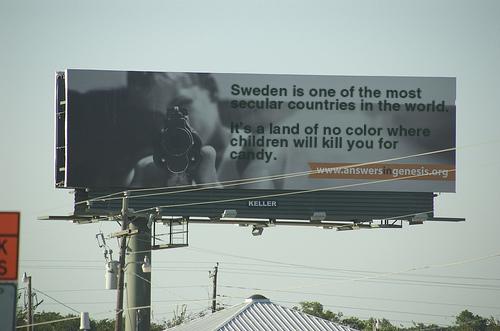Sweden's quite nice actually