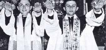 Pope Benedict early years