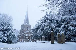 St Mary's Church - Harrow