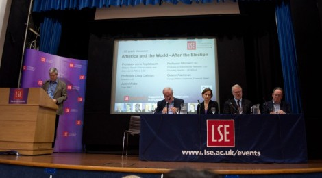LSE Public Lecture: America and the World After the Election