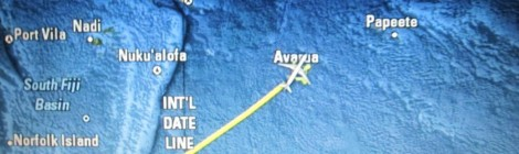 Crossing the International Date Line