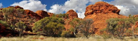 Journey to the Red Centre - Kings Canyon
