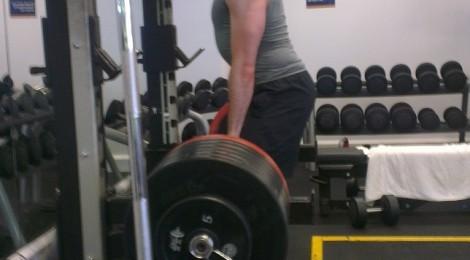 Lifting Bigger!
