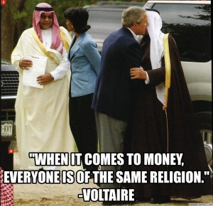 money-religion