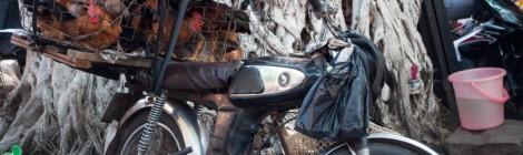 Curiosities - Vietnam: Mopeds