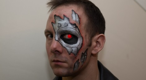 Terminator Fancy Dress