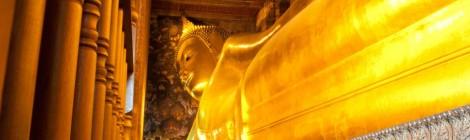Bangkok - Temples, Tarts, and Massages