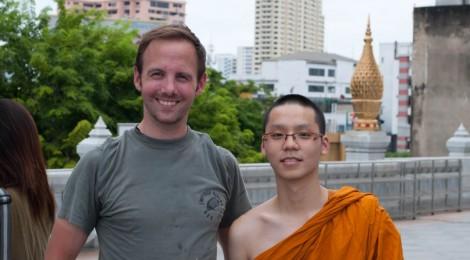 Curosities - Thailand: Monks
