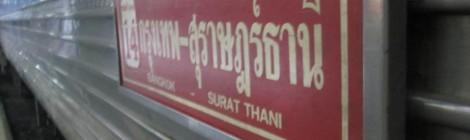 Thailand - Night Train to Koh Tao