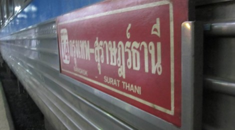 Thailand - Night Train to Koh Tao