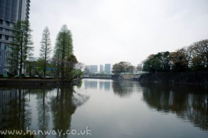 Tokyo by the Imperial Palace