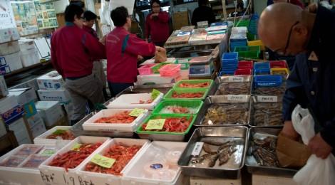 Tsujiki Market - Tokyo