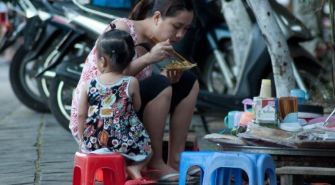 Curiosities - Vietnam: Street Food